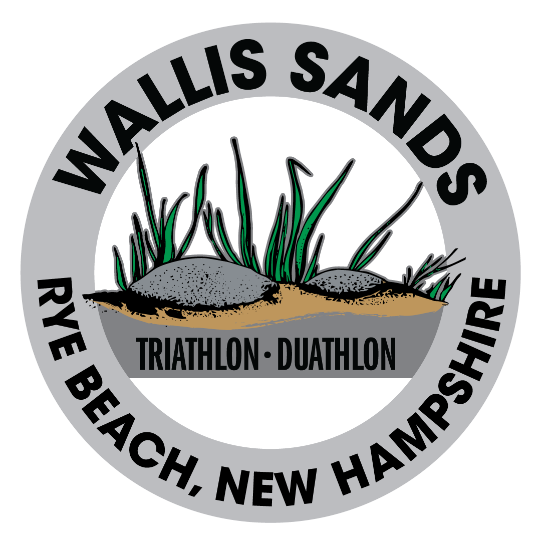 Wallis Sands Triathlon Logo