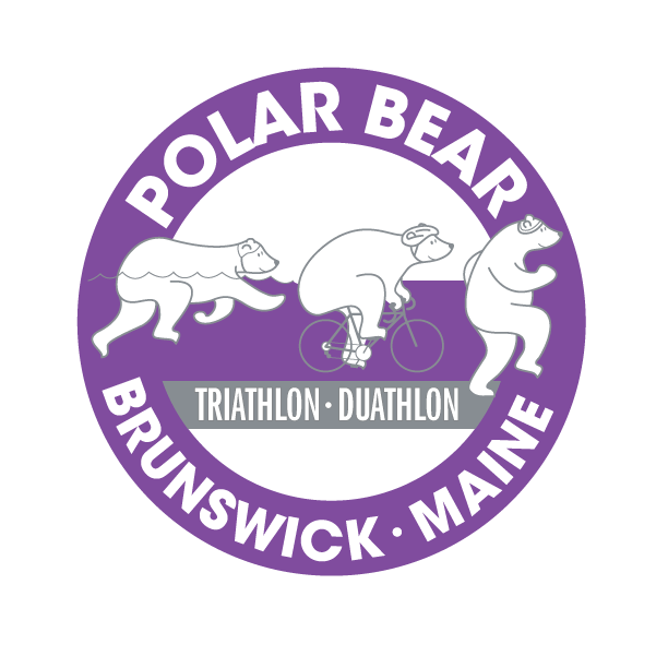 Logo Zawodów Polar Bear Triathlon and Duathlon 2020
