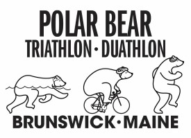Polar Bear Triathlon / Duathlon Logo